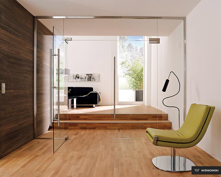 glast re mit dekor ganzglast ren sicherheitsglas ztf systeme. Black Bedroom Furniture Sets. Home Design Ideas